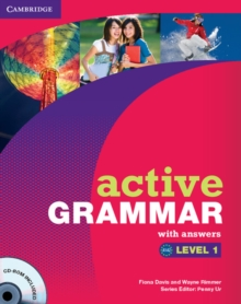 Active Grammar Level 1 with Answers and CD-ROM, Mixed media product Book