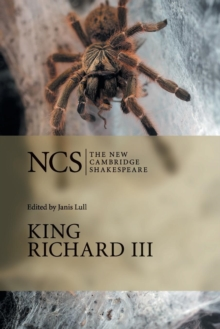 The New Cambridge Shakespeare : King Richard III, Paperback / softback Book