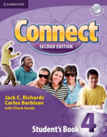 Connect 4 Student's Book with Self-study Audio CD, Mixed media product Book