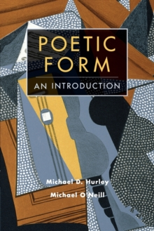 Poetic Form : An Introduction, Paperback Book