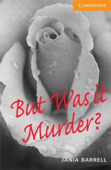 But Was it Murder? Level 4, Paperback Book