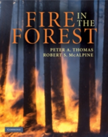 Fire in the Forest, Hardback Book