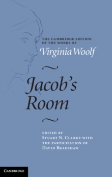 Jacob's Room, Hardback Book