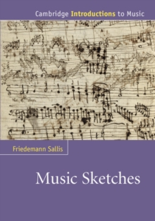Music Sketches, Hardback Book