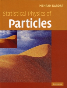 Statistical Physics of Particles, Hardback Book