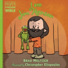 I Am Jim Henson, Hardback Book