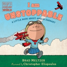 I Am Unstoppable, Board book Book