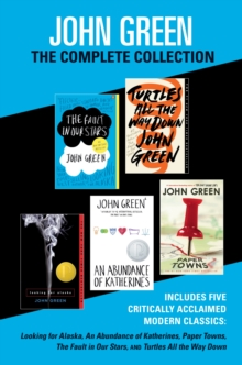 John Green: The Complete Collection, EPUB eBook