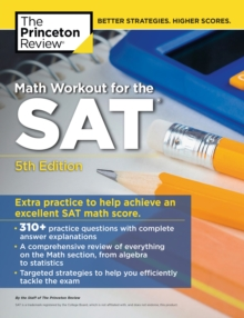 Math Workout for the SAT, Paperback / softback Book