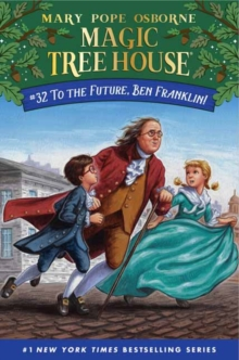 To the Future, Ben Franklin!, Hardback Book