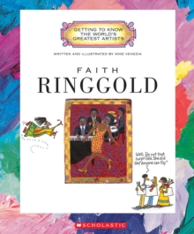 Faith Ringgold (Getting to Know the World's Greatest Artists: Previous Editions), Paperback Book