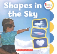 Shapes in the Sky (Rookie Toddler), Board book Book