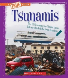 Tsunamis (A True Book: Extreme Earth), Paperback Book