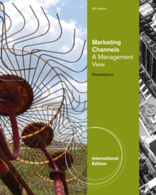 Marketing Channels : A Management View, International Edition, Paperback Book