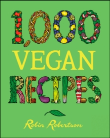 1,000 Vegan Recipes, EPUB eBook