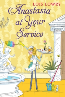 Anastasia at Your Service, Paperback Book