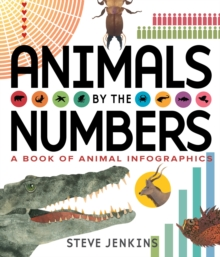 Animals by the Numbers, Hardback Book