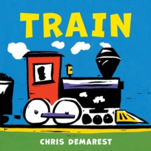 Train, Board book Book