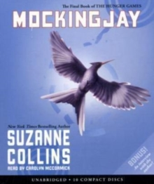 Mockingjay (The Final Book of The Hunger Games) - Audio, CD-Audio Book
