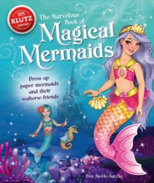 The Marvelous Book of Magical Mermaids, Mixed media product Book