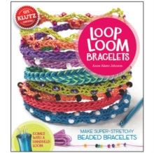 Loop Loom Bracelets, Mixed media product Book