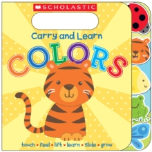 Carry and Learn Colors, Novelty book Book