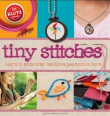 Tiny Stitches, Mixed media product Book