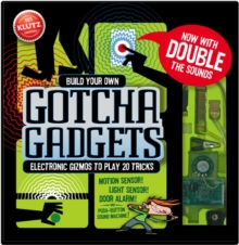 Build Your Own Gotcha Gadgets, Mixed media product Book