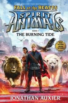 Fall of the Beasts 4: The Burning Tide, Hardback Book
