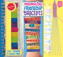 Personalized Friendship Bracelets, Mixed media product Book