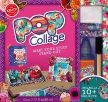 Pop Collage, Mixed media product Book