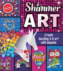 Shimmer Art, Mixed media product Book