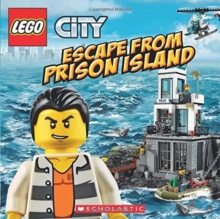 Escape from Prison Island (LEGO City: 8x8), Paperback Book
