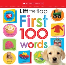 Lift the Flap First 100 Words, Board book Book