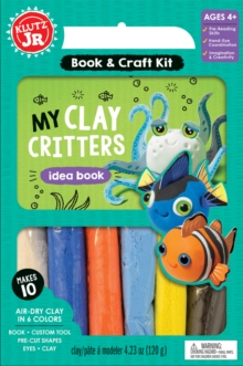 My Clay Critters, Mixed media product Book