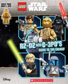 LEGO STAR WARS: R2-D2 and C-3P0's Guide to the Galaxy, Mixed media product Book