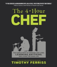 4HOUR CHEF, Hardback Book