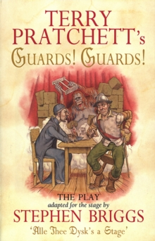 Guards! Guards!: The Play, Paperback Book