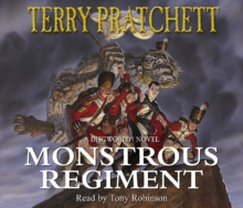 Monstrous Regiment, CD-Audio Book