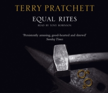 Equal Rites : (Discworld Novel 3), CD-Audio Book
