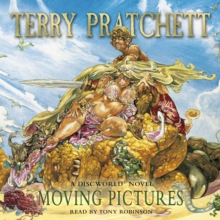 Moving Pictures : (Discworld Novel 10), CD-Audio Book