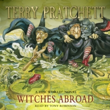 Witches Abroad : (Discworld Novel 12), CD-Audio Book