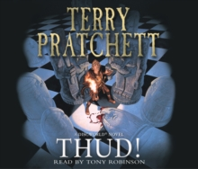 Thud! : (Discworld Novel 34), CD-Audio Book