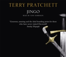 Jingo : (Discworld Novel 21), CD-Audio Book