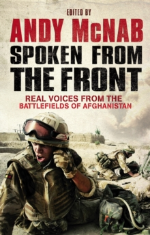 Spoken From The Front, Paperback / softback Book