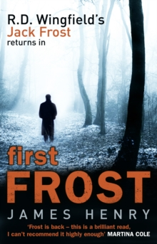 First Frost : DI Jack Frost series 1, Paperback Book