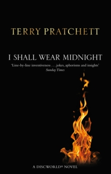 I Shall Wear Midnight, Paperback Book