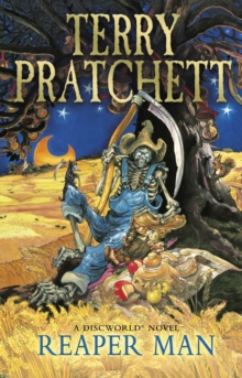 Reaper Man : (Discworld Novel 11), Paperback Book