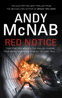 Red Notice : (Tom Buckingham Thriller 1), Paperback / softback Book
