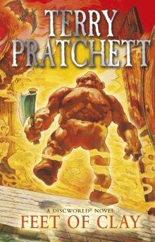 Feet Of Clay : (Discworld Novel 19), Paperback Book